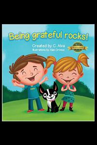 Being Grateful Rocks!