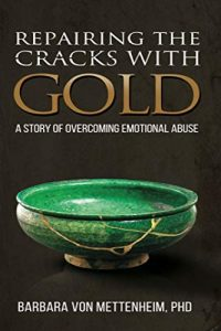 Cracks with Gold