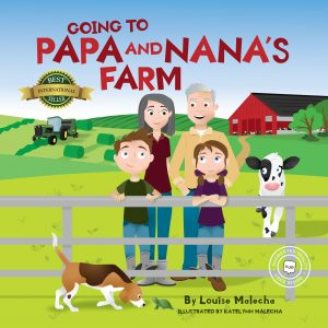 Going to Papa and Nana's Farm