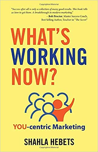 What's Working Now?: YOU-centric Marketing