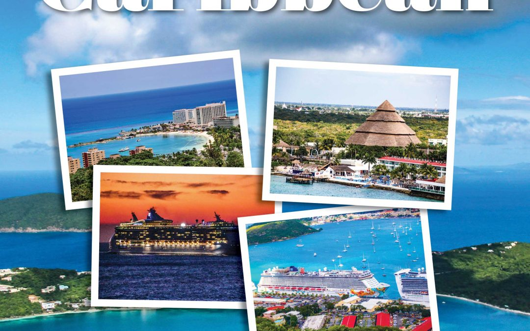 A Visual Journey to the Caribbean: Cruising The Caribbean (Visual Journey Series)