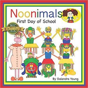 Noonimals: First Day of School