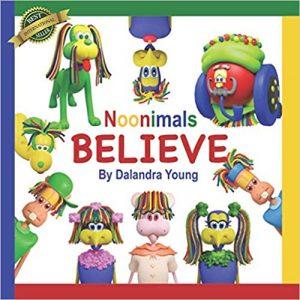 Noonimals: Believe Paperback