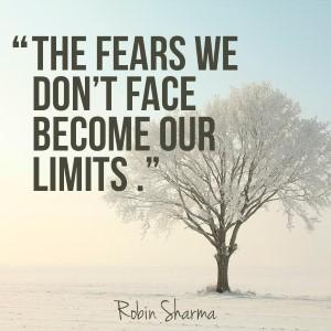 Handling the Fear – Crashing Through the Terror Barrier