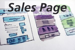 Why Does My Book Need A Sales Page?