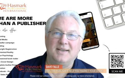 Does the Publisher Market Your Book